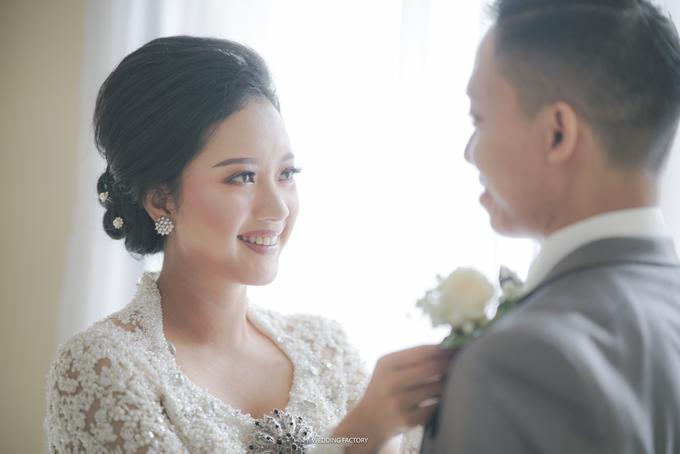 Vina + Rio Wedding by Wedding Factory - 017