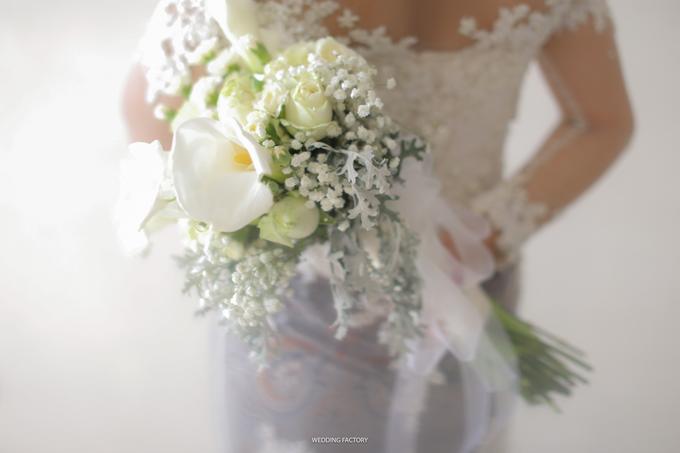 Vina + Rio Wedding by Wedding Factory - 018