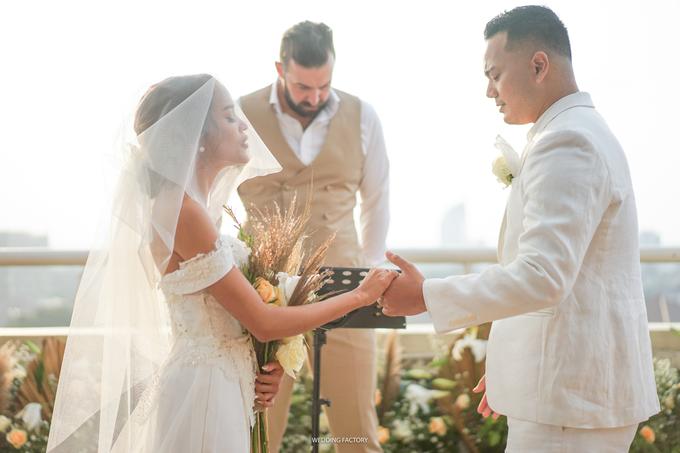 Gio + Giffy Wedding by Wedding Factory - 009