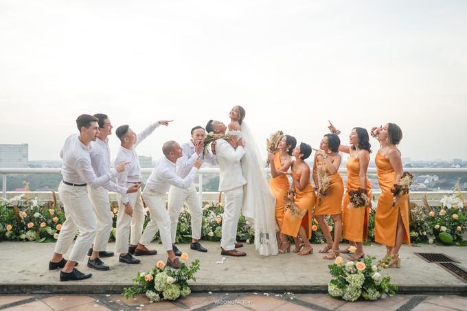 Gio + Giffy Wedding by Wedding Factory - 011