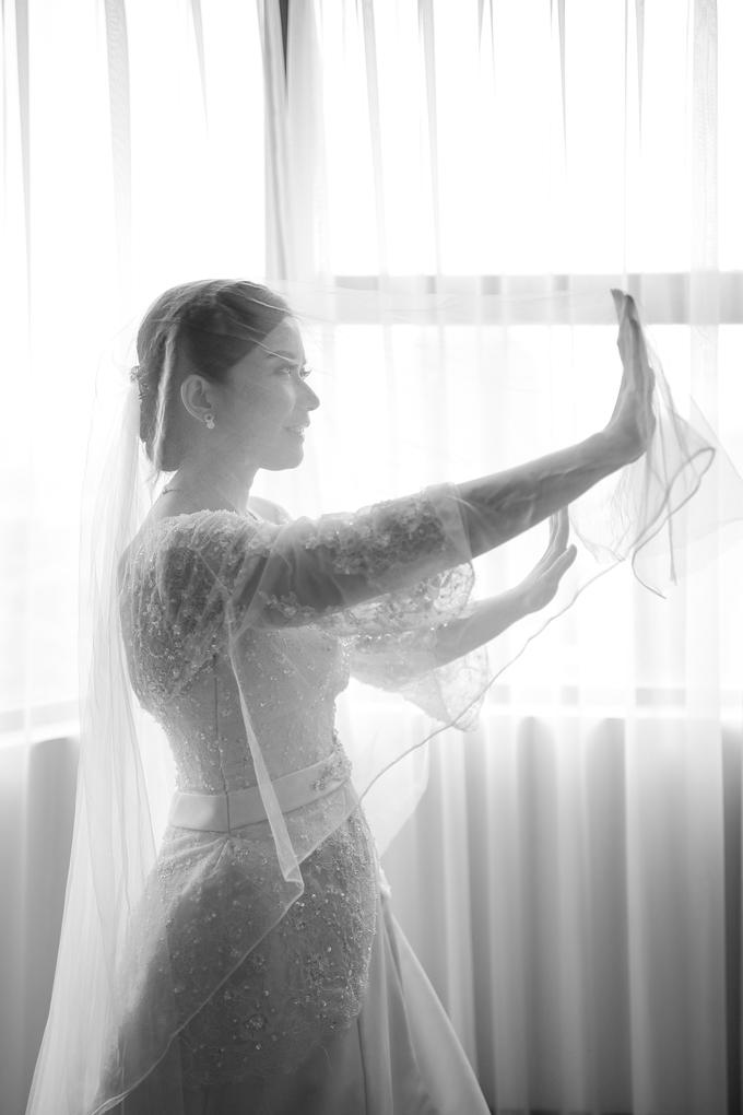 Stevanus + Christina Wedding by Wedding Factory - 004