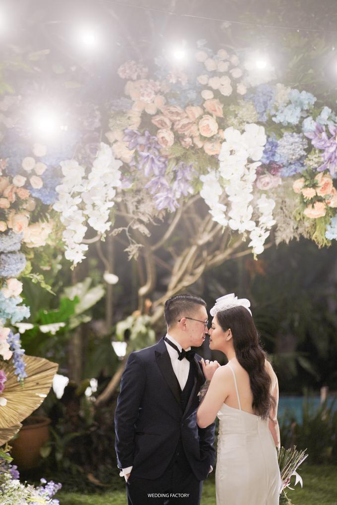 Misael + Irene Wedding by Wedding Factory - 003