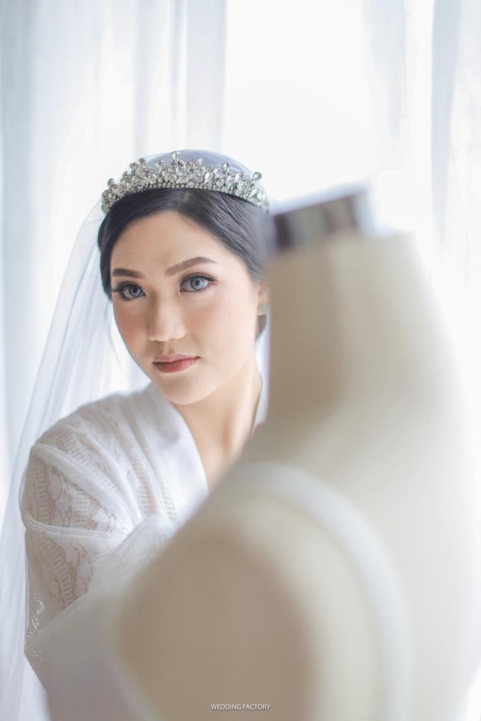 Misael + Irene Wedding by Wedding Factory - 004
