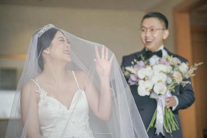 Misael + Irene Wedding by Wedding Factory - 006