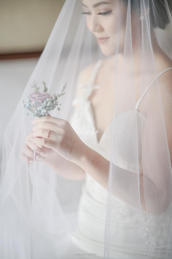 Misael + Irene Wedding by Wedding Factory - 009