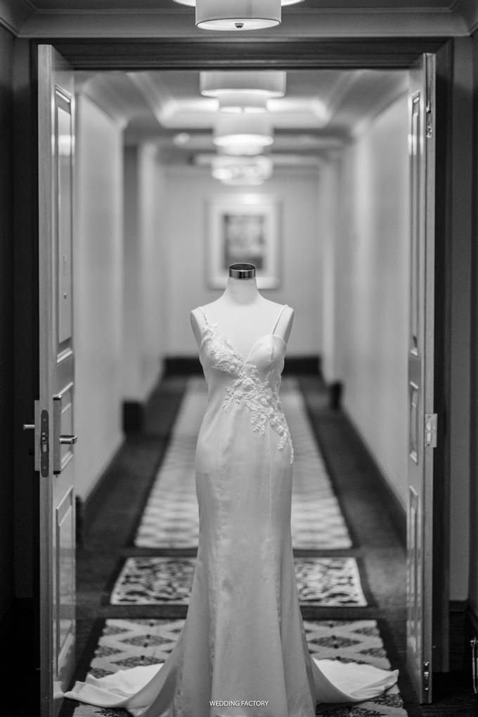 Misael + Irene Wedding by Wedding Factory - 010