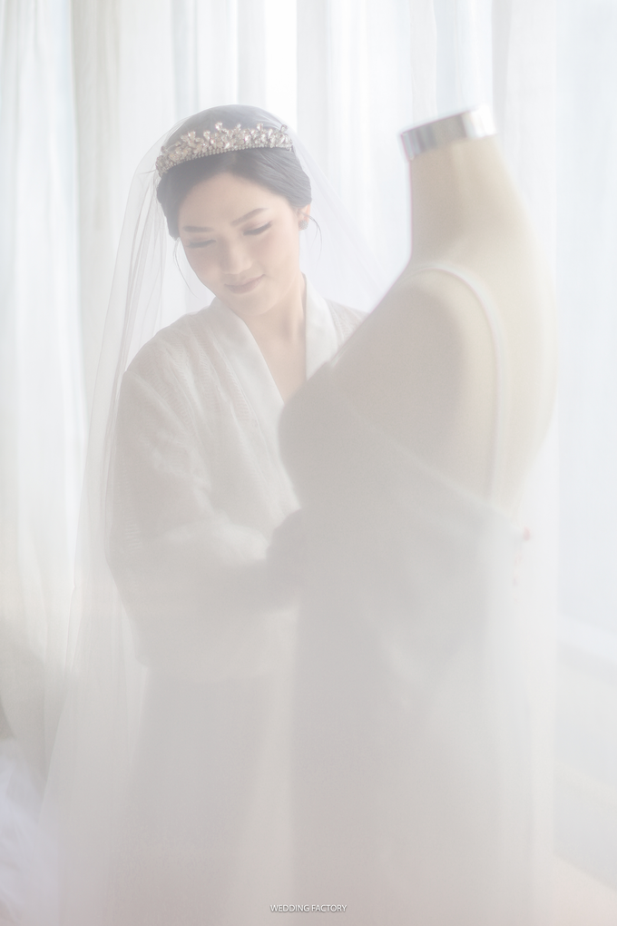 Misael + Irene Wedding by Wedding Factory - 011