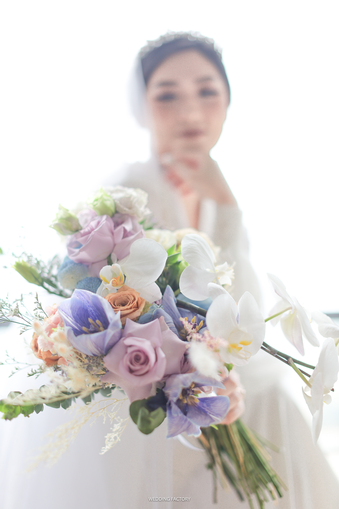 Misael + Irene Wedding by Wedding Factory - 013