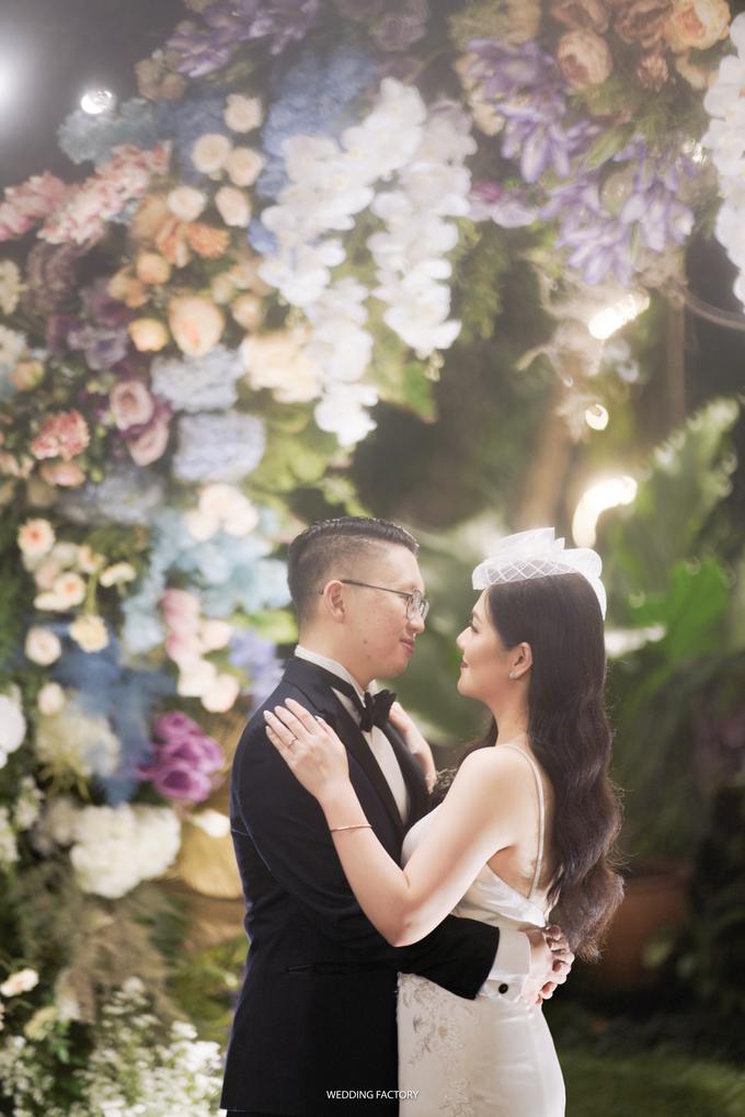 Misael + Irene Wedding by Wedding Factory - 014