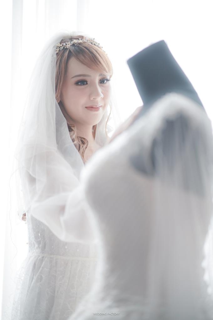Andrew + Miranda Wedding by Wedding Factory - 003