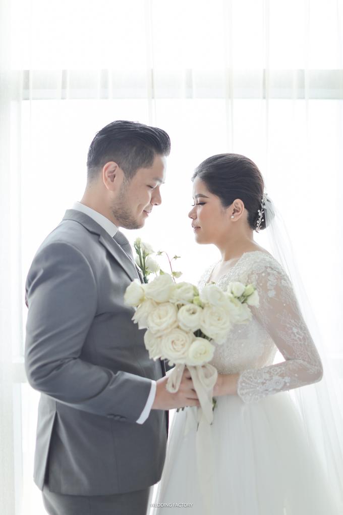 Nathan + Yemima Wedding by Wedding Factory - 004