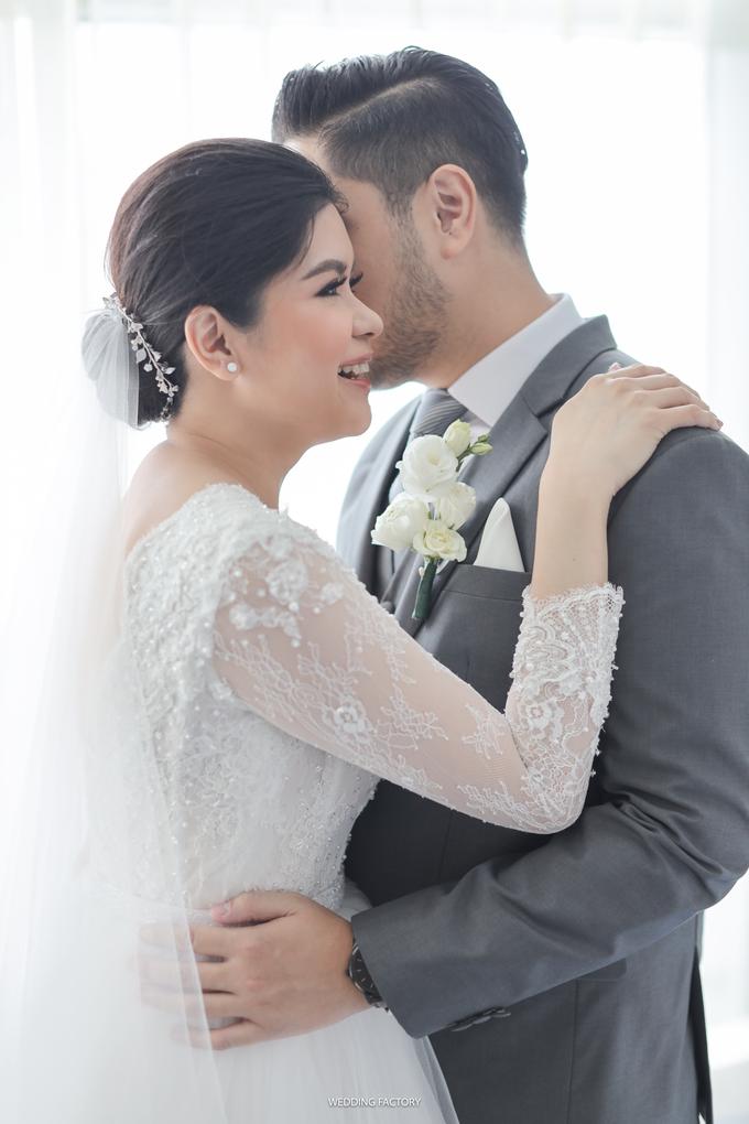Nathan + Yemima Wedding by Wedding Factory - 005