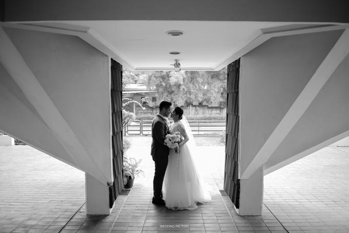 Nathan + Yemima Wedding by Wedding Factory - 006