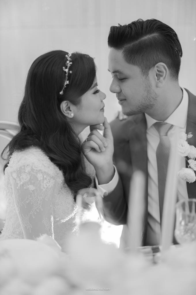 Nathan + Yemima Wedding by Wedding Factory - 009