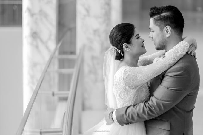Nathan + Yemima Wedding by Wedding Factory - 011