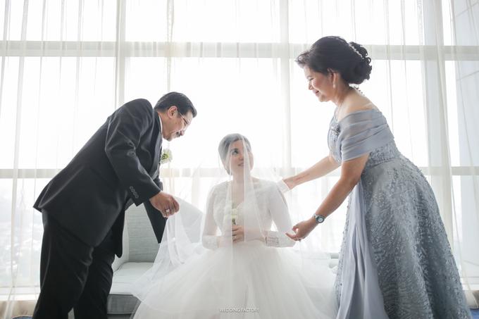 Nathan + Yemima Wedding by Wedding Factory - 016