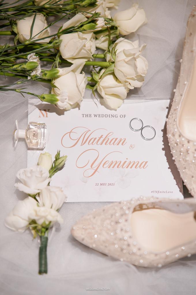 Nathan + Yemima Wedding by Wedding Factory - 020