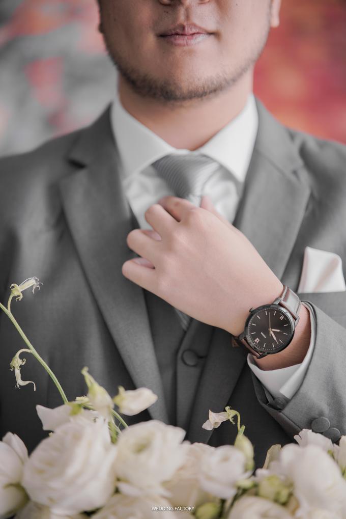 Nathan + Yemima Wedding by Wedding Factory - 027