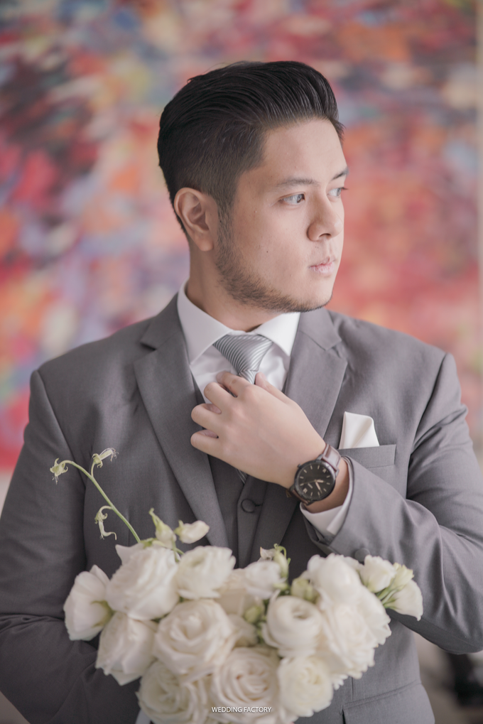 Nathan + Yemima Wedding by Wedding Factory - 028