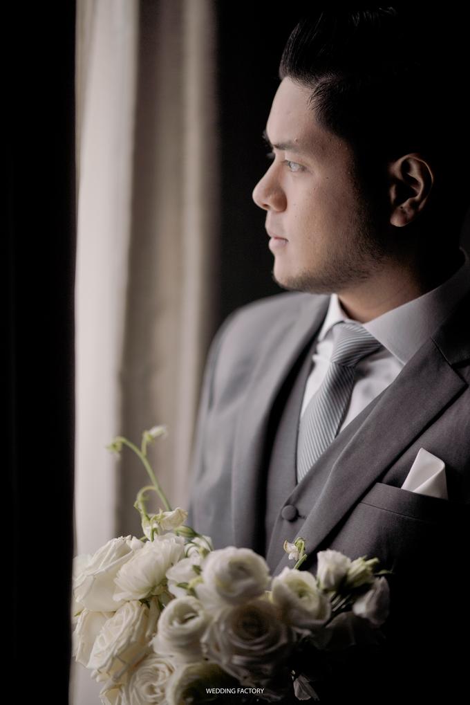 Nathan + Yemima Wedding by Wedding Factory - 029