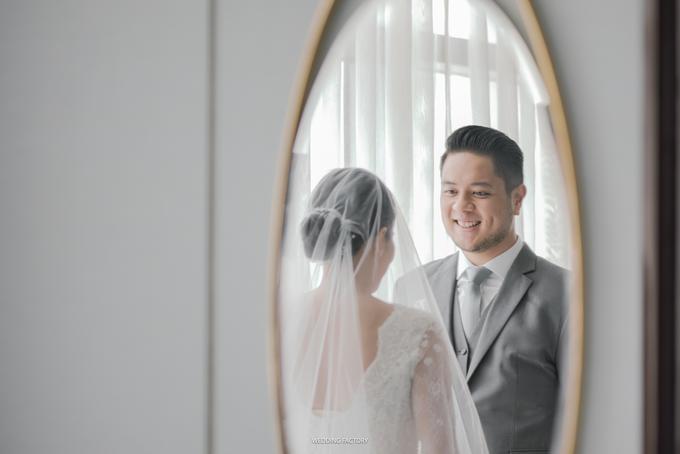 Nathan + Yemima Wedding by Wedding Factory - 030