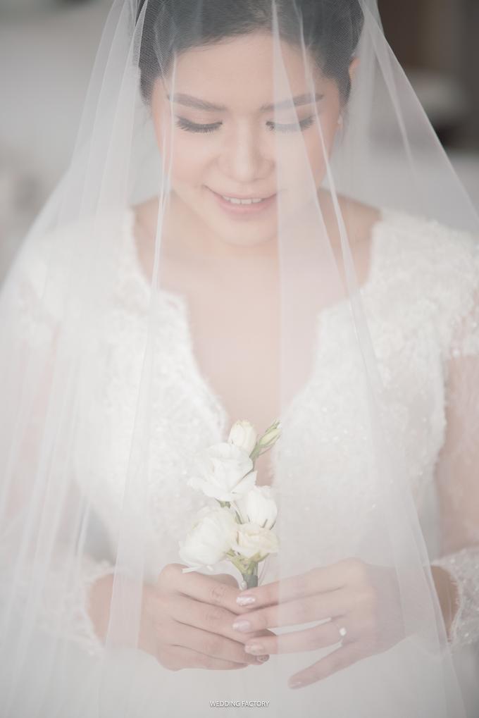 Nathan + Yemima Wedding by Wedding Factory - 032