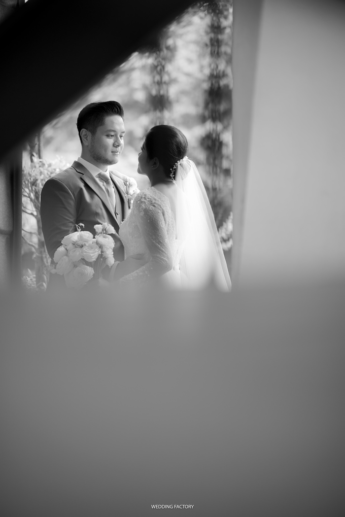 Nathan + Yemima Wedding by Wedding Factory - 035