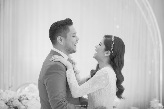 Nathan + Yemima Wedding by Wedding Factory - 036