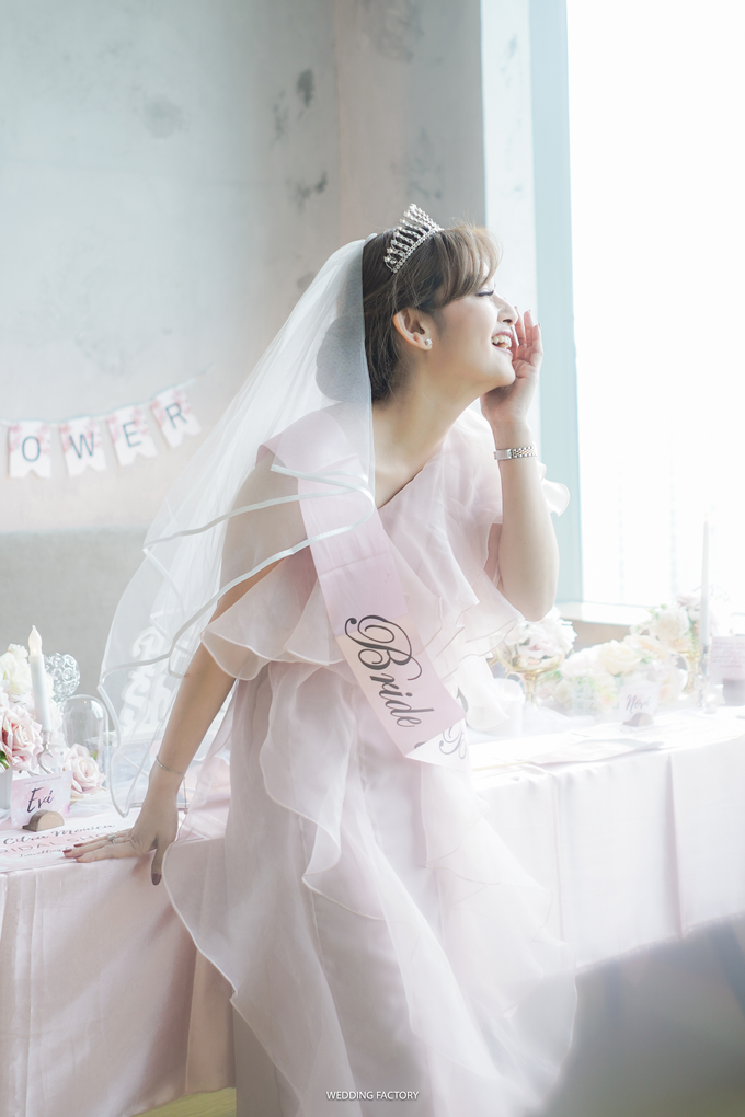 Citra Monica Bridal Shower by Wedding Factory - 001