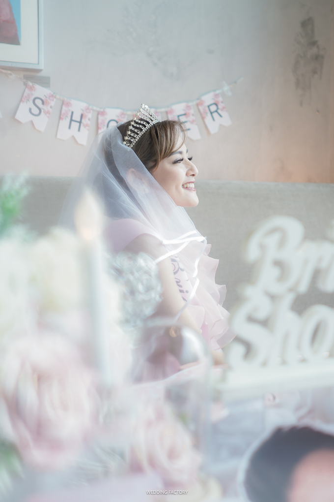 Citra Monica Bridal Shower by Wedding Factory - 002