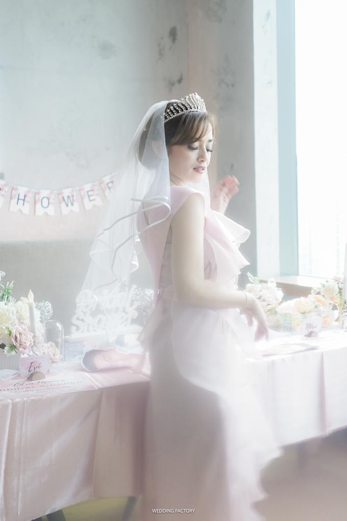 Citra Monica Bridal Shower by Wedding Factory - 003