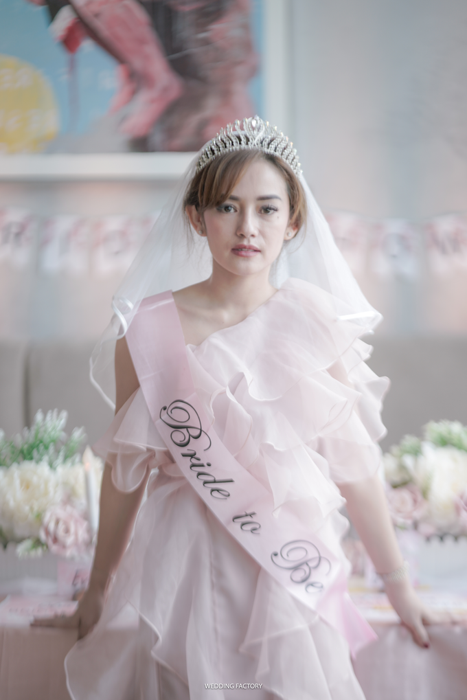 Citra Monica Bridal Shower by Wedding Factory - 006