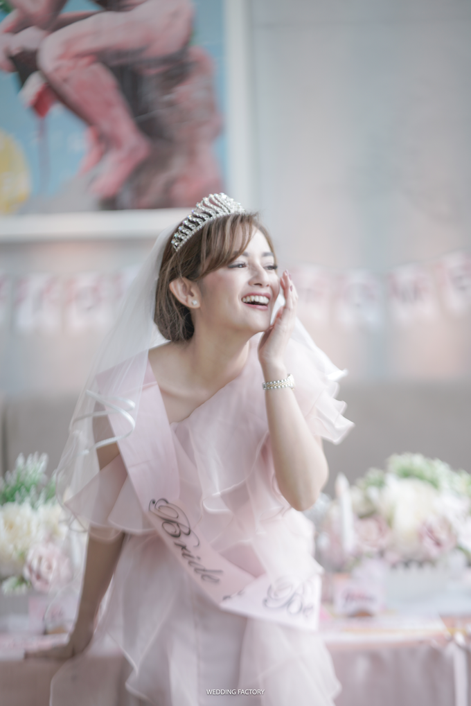 Citra Monica Bridal Shower by Wedding Factory - 007