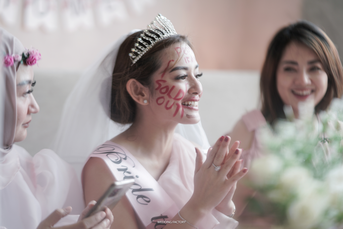 Citra Monica Bridal Shower by Wedding Factory - 008