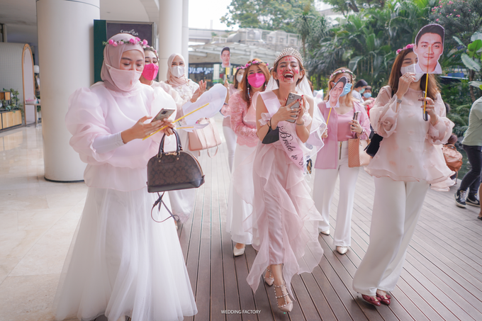 Citra Monica Bridal Shower by Wedding Factory - 014