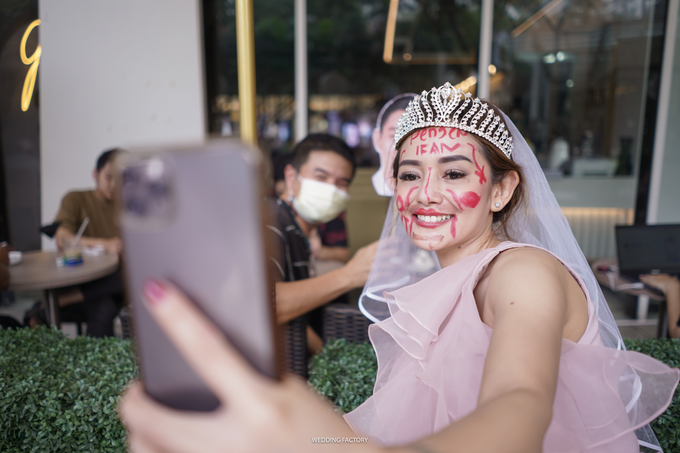 Citra Monica Bridal Shower by Wedding Factory - 015