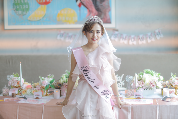 Citra Monica Bridal Shower by Wedding Factory - 016