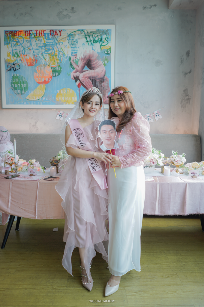 Citra Monica Bridal Shower by Wedding Factory - 021