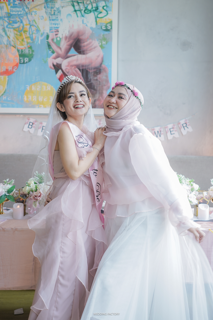 Citra Monica Bridal Shower by Wedding Factory - 022