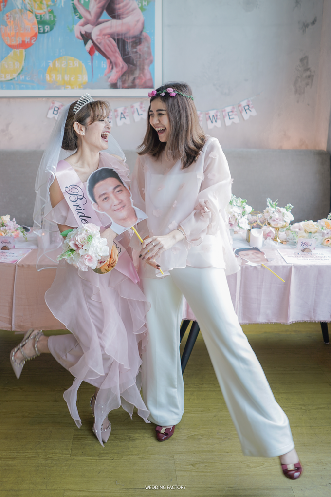 Citra Monica Bridal Shower by Wedding Factory - 023