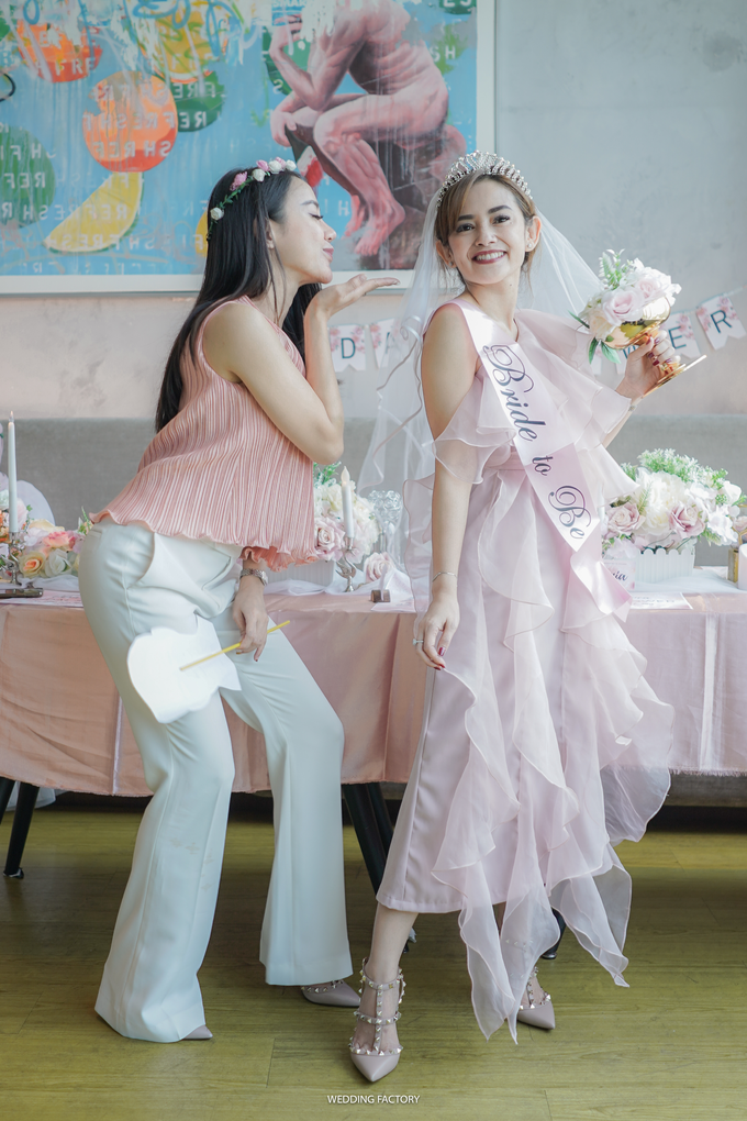 Citra Monica Bridal Shower by Wedding Factory - 024