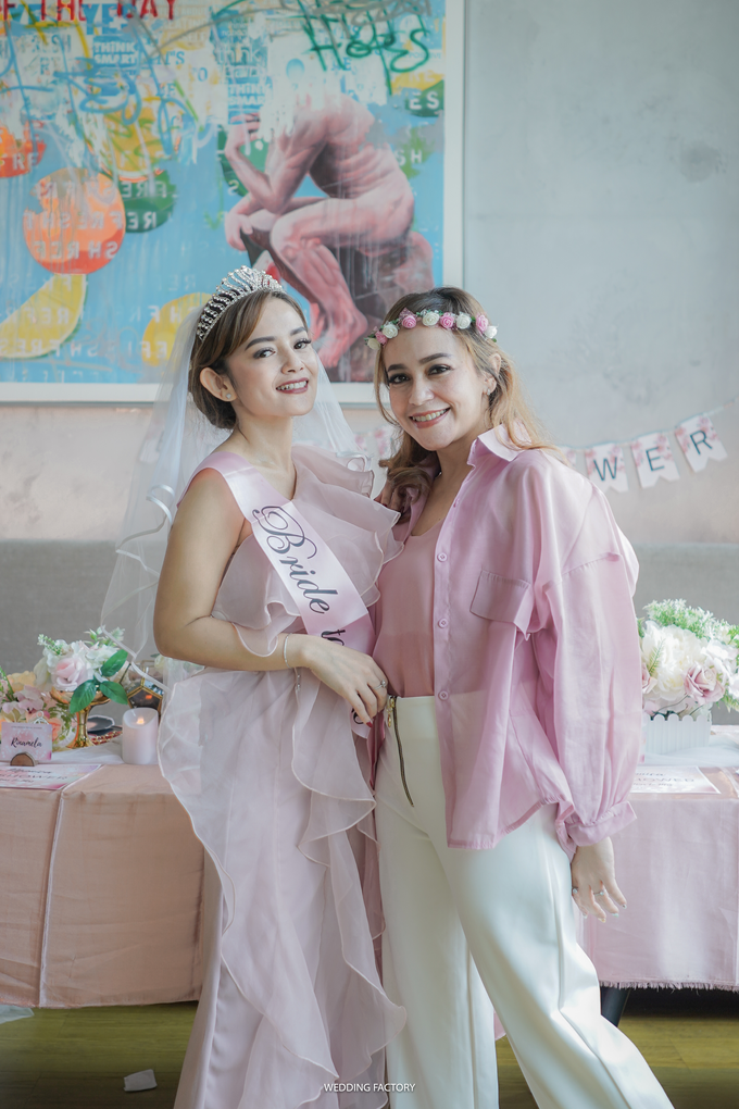 Citra Monica Bridal Shower by Wedding Factory - 025