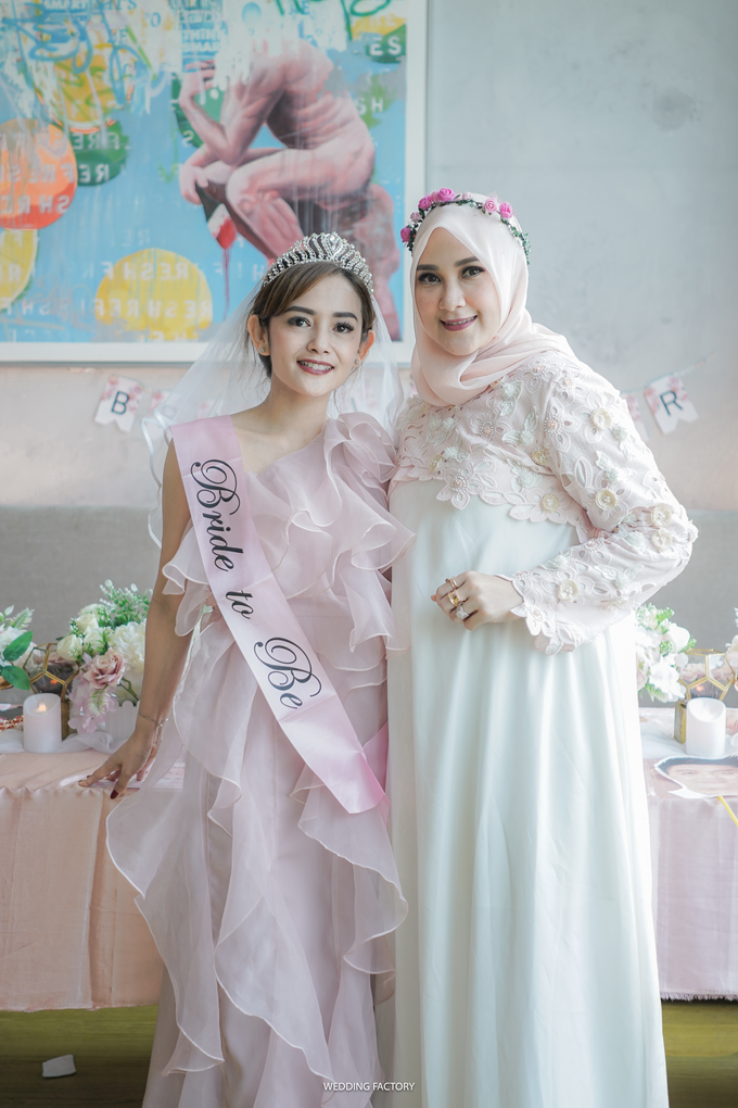 Citra Monica Bridal Shower by Wedding Factory - 026