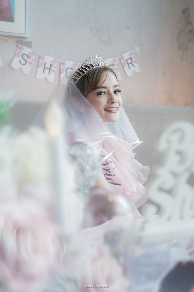 Citra Monica Bridal Shower by Wedding Factory - 028
