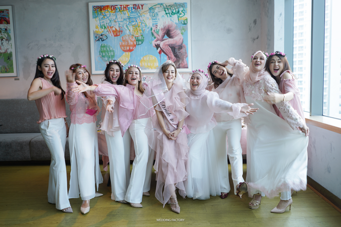 Citra Monica Bridal Shower by Wedding Factory - 030