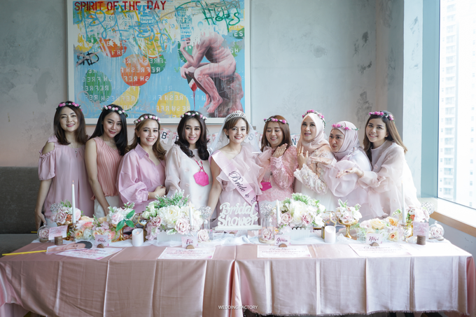 Citra Monica Bridal Shower by Wedding Factory - 031