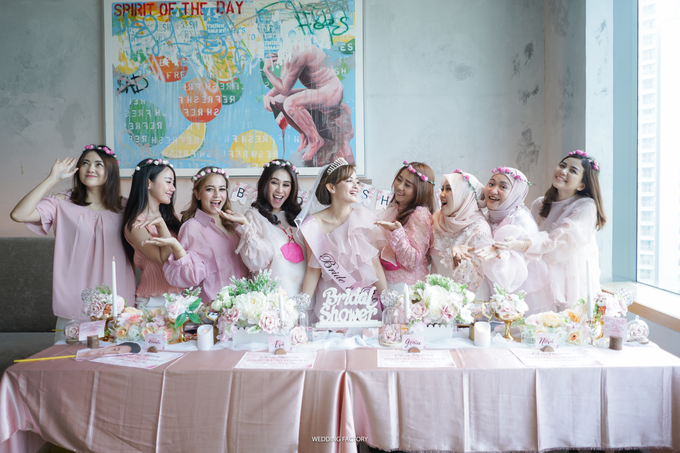 Citra Monica Bridal Shower by Wedding Factory - 032