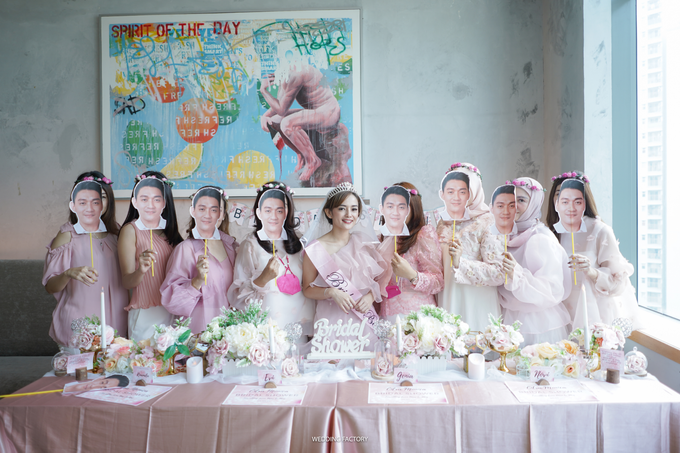 Citra Monica Bridal Shower by Wedding Factory - 034