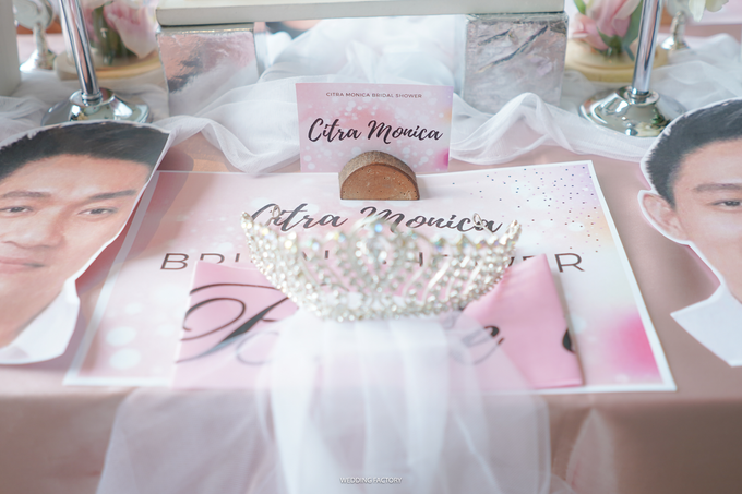 Citra Monica Bridal Shower by Wedding Factory - 037