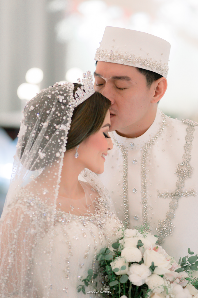 Ifanseventeen + Citra Wedding by Wedding Factory - 001